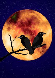 carnelian moon