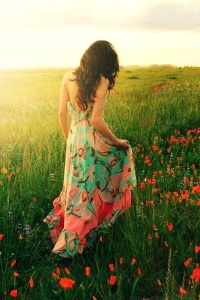 cute-dress-field-flowers-Favim.com-832473