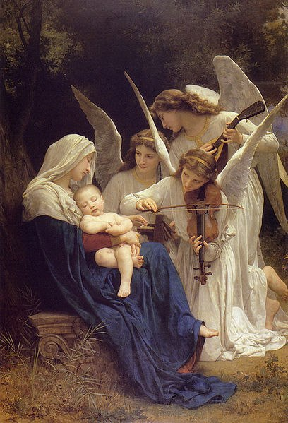 angels-and-mother-mary