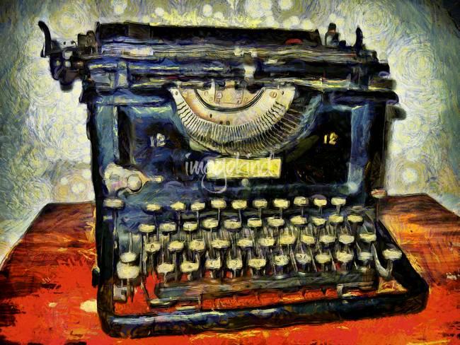 Van-Goghs-Typewriter